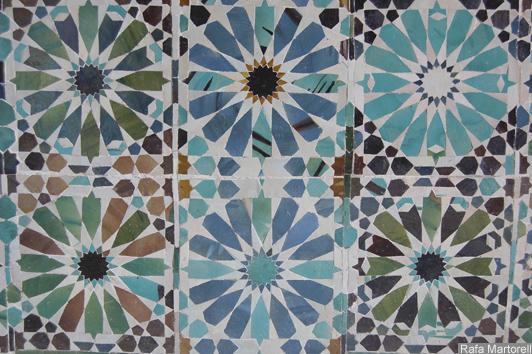 Capilla Mudejar San Bartolome Cordoba - Azulejos-originales